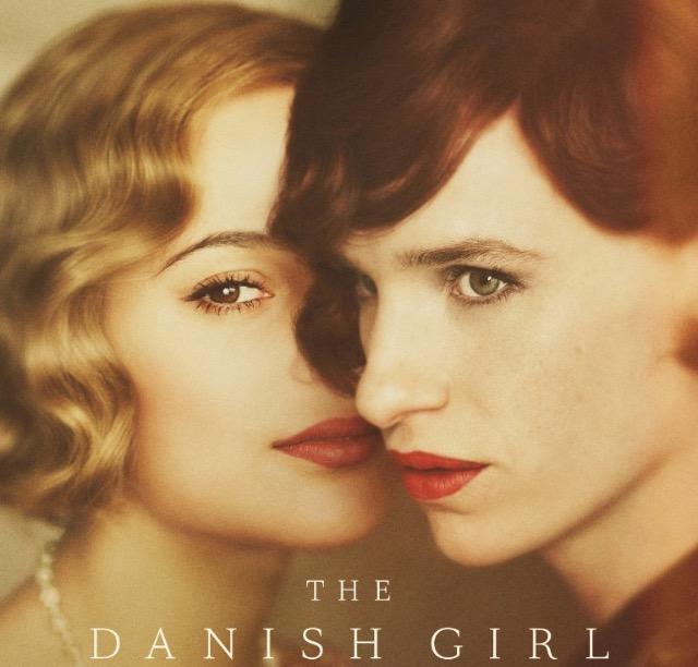 the danish girl, filmplakat