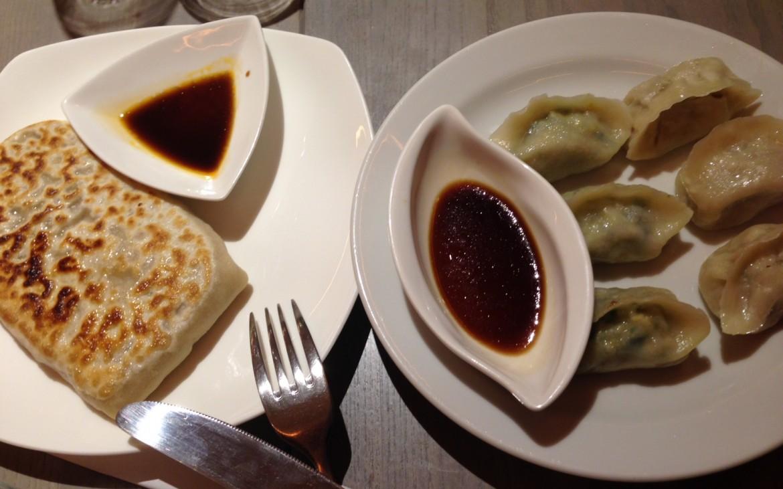 Jiaozi und Xianbing im Kiang Wine and Dine, Foto (c) Andrea Pickl - kekinwien.at