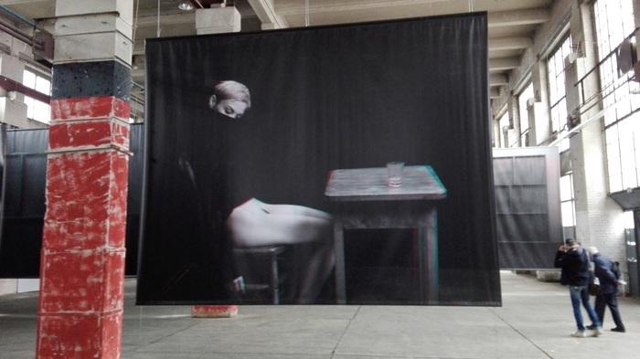 Ausstellung THE 3-D in der METAStadt, Foto (c) Claudia Busser- kekinwien.at