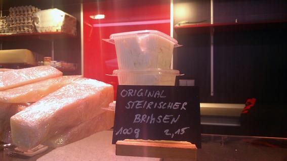 Käse auf dem Kutschkermarkt, Foto (c) Mischa Reska - kekinwien.at