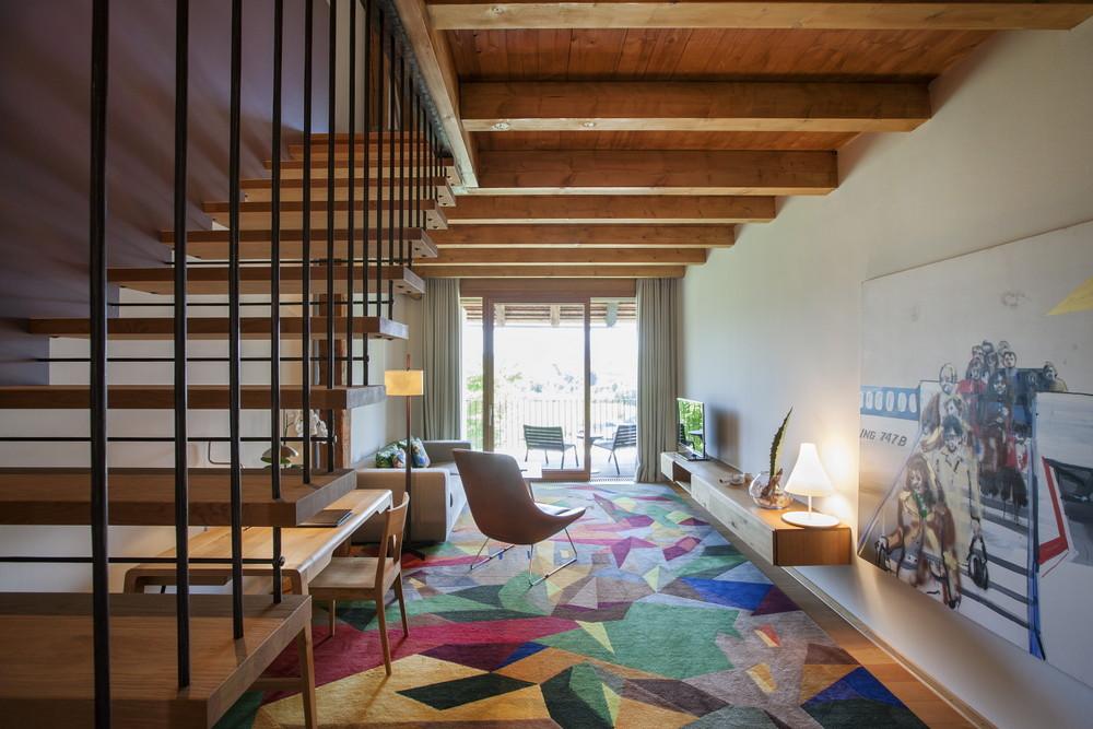 Mut zum Muster bei den Teppichen, Foto © Harald Eisenberger