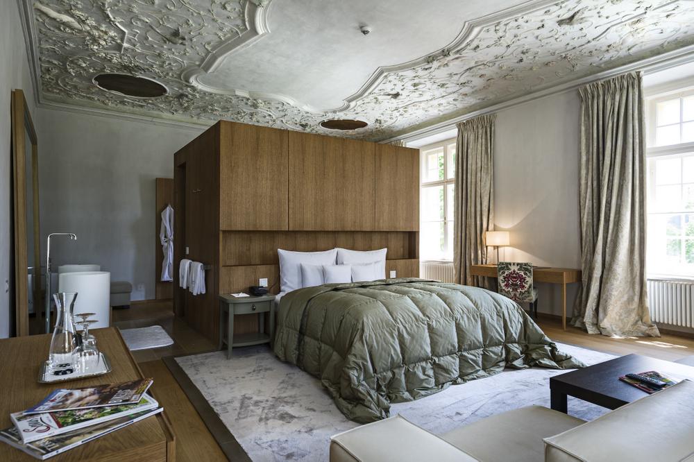 Traumhafte Suiten. Foto © Philip Platzer