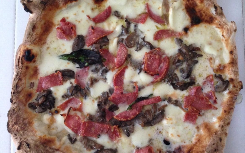 Pizza Capri, Foto (c) Andrea Pickl - kekinwien.at