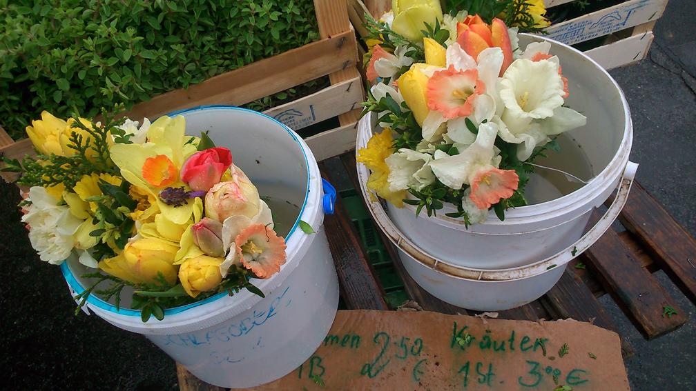 Blumen vom Bauern - kekinwien.at