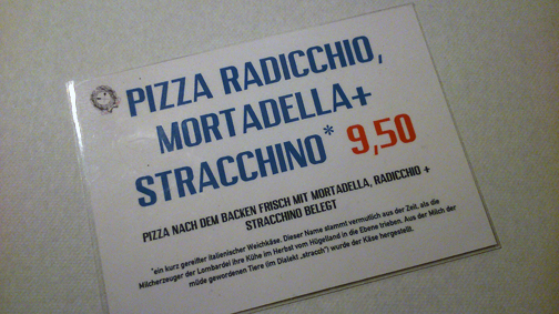 Pizza mit Erklärung, Foto (c) Mischa Reska - kekinwien.at