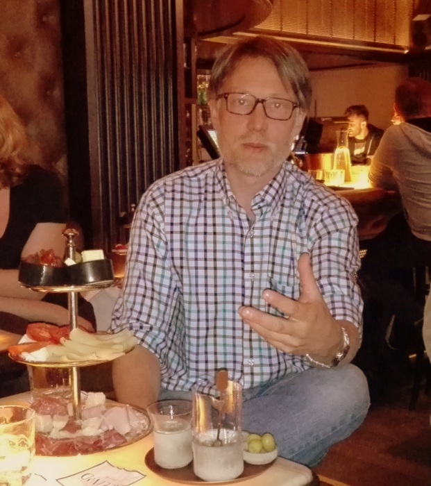 Oliver Horvath vom Kleinod, Foto (c) Claudia Busser - kekinwien.at