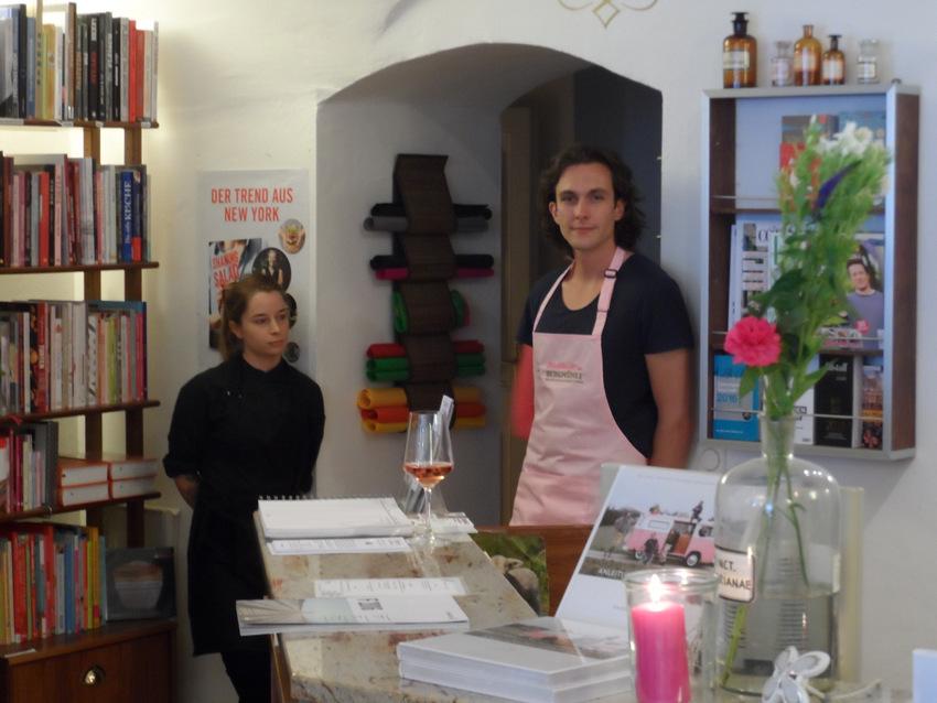 Küche und Service aus der Stadtflucht - kekinwien.at