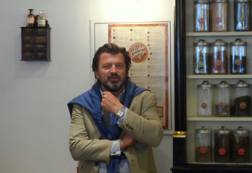 Martin Rohla im Babette's - kekinwien.at
