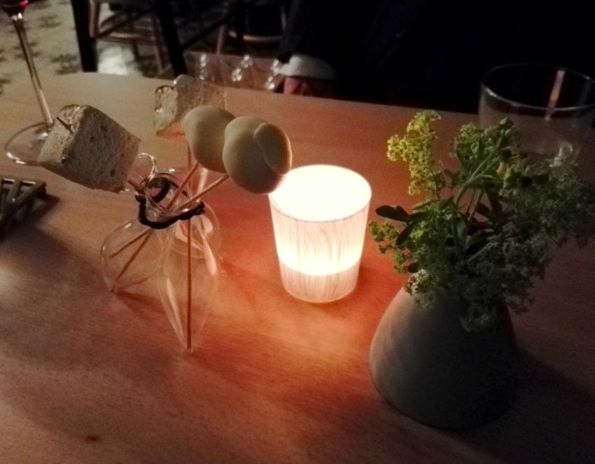 Petits Fours im grace: Marshmallows und sehr gute Eispralinen - kekinwien