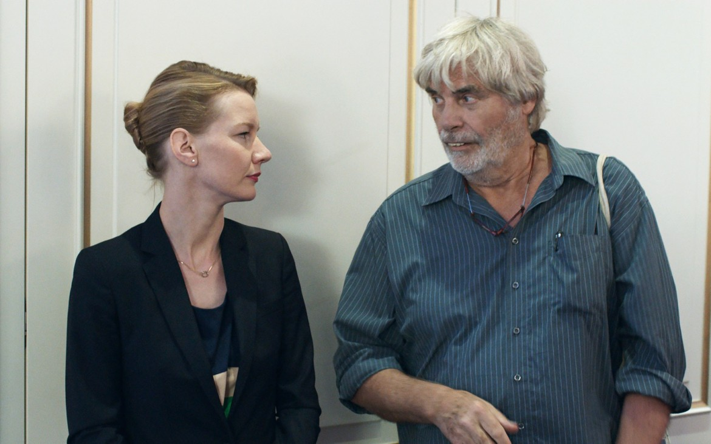Sandra Hüller, Peter Simonischek © Filmladen Filmverleih