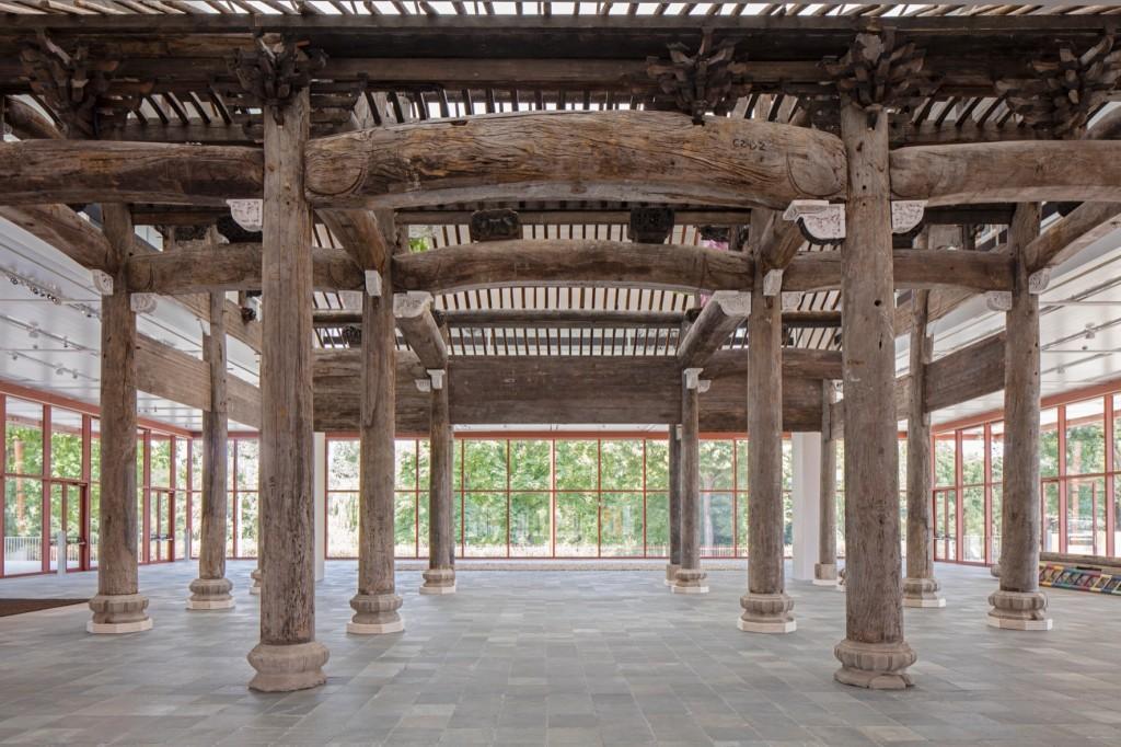 Ai Weiwei, Wang Family Ancestral Hall, 2015 © Ai Weiwei Studio, Foto: © Belvedere, Wien