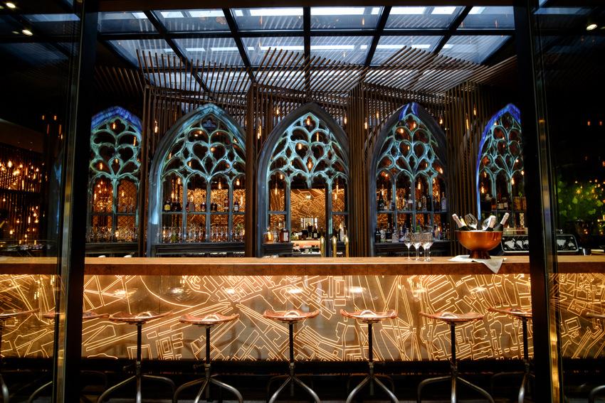 Blue Mustard Restaurant-Bar © Benedikt Steinle // www.kitchenkonsulting.at