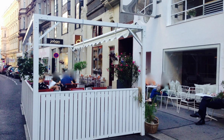 Ganz Wien Schanigarten, Foto (c) Andrea Pickl - kekinwien.at