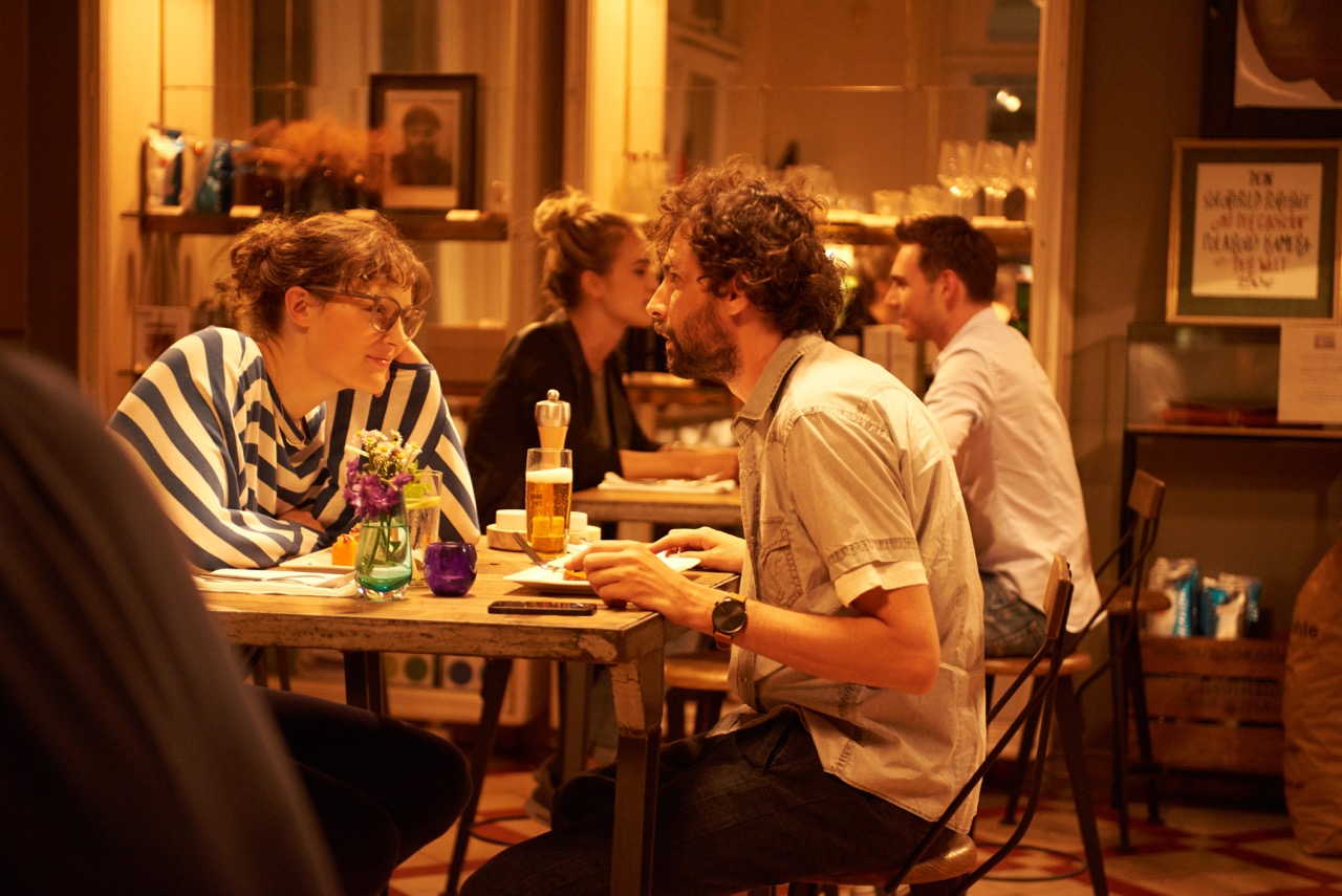 Pheline Roggan (Mignon), Pia Hierzegger (Ines), Vicky Krieps (Stella) © Juhani Zebra / Thimfilm
