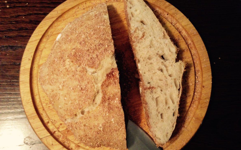 No Knead Bread, selbst gemacht, Foto (c) Andrea Pickl - kekinwien.at