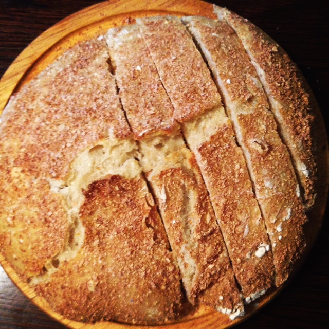 selbst gebacken: No Knead Bread - kekinwien.at
