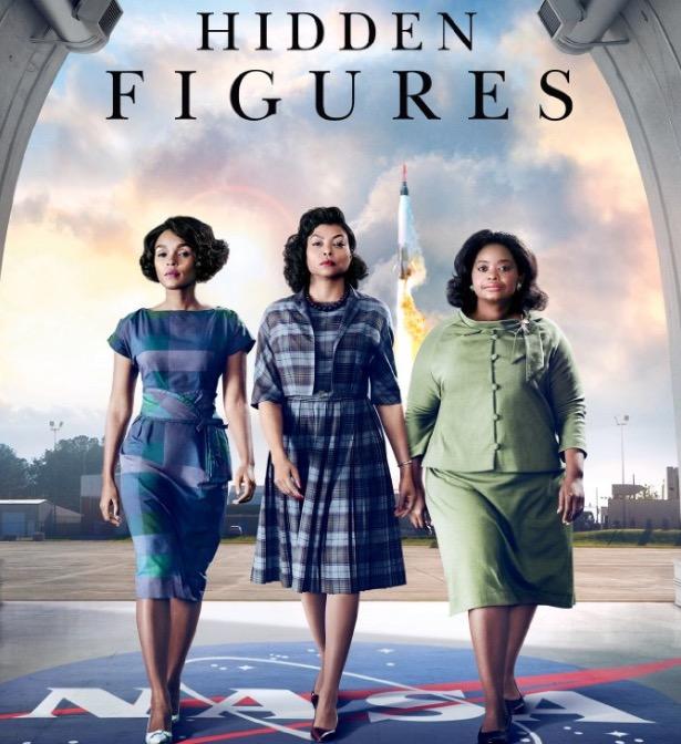 Hidden Figures Filmplakat