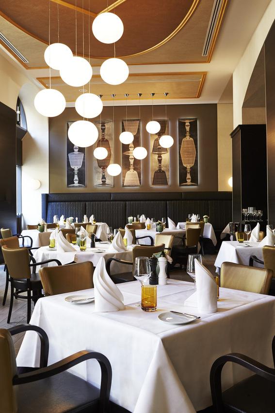 Brasserie Le Grand, Leipzig, Foto (c) Steigenberger Hotels