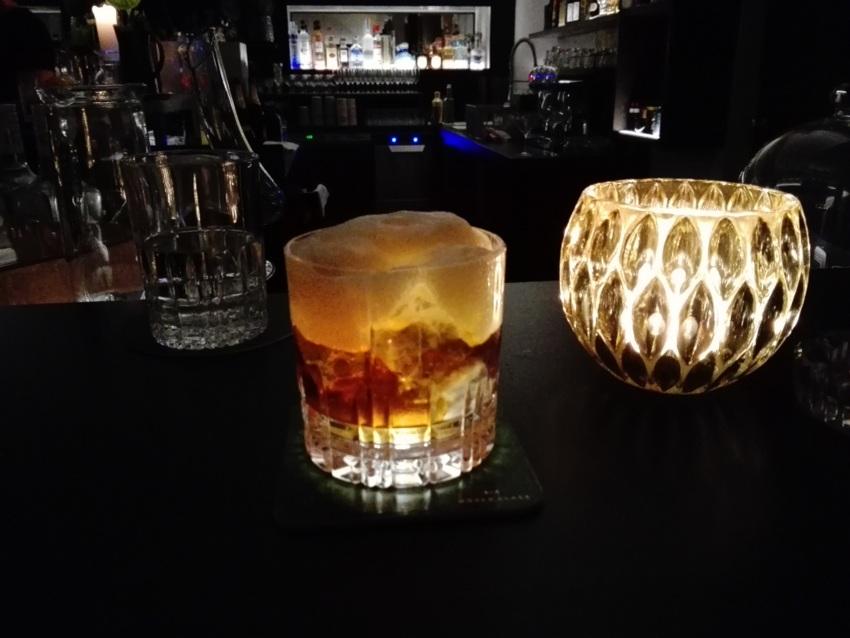 Nicht von dieser Welt, Weltklasse-Drink ;) in der Josef Cocktail Bar, Foto (c) kekinwien.at