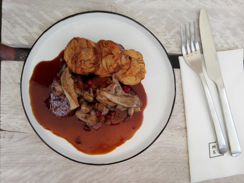 Maibock, Breznknödel, Schwammerl, Safterl ... essen wir nächstes Mal im MAST - kekinwien.at