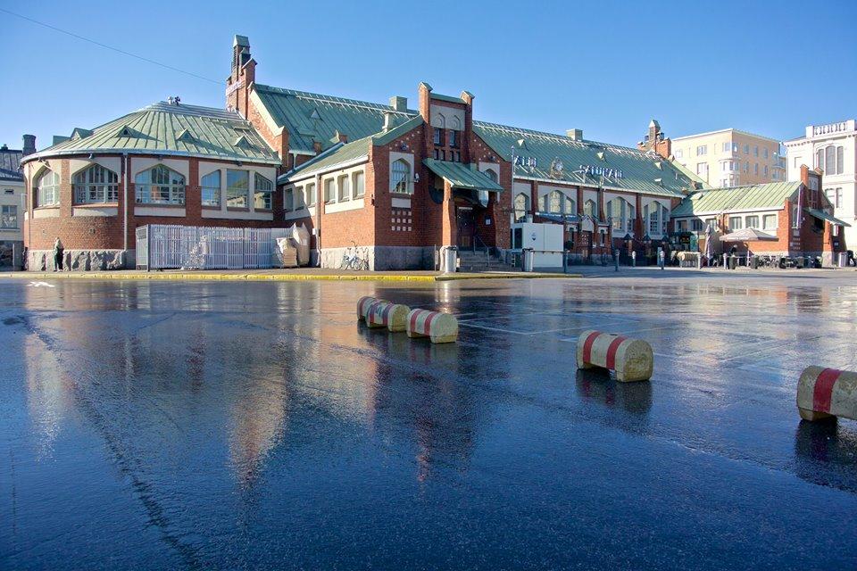 Markthalle. Helsinki - kekinwien.at