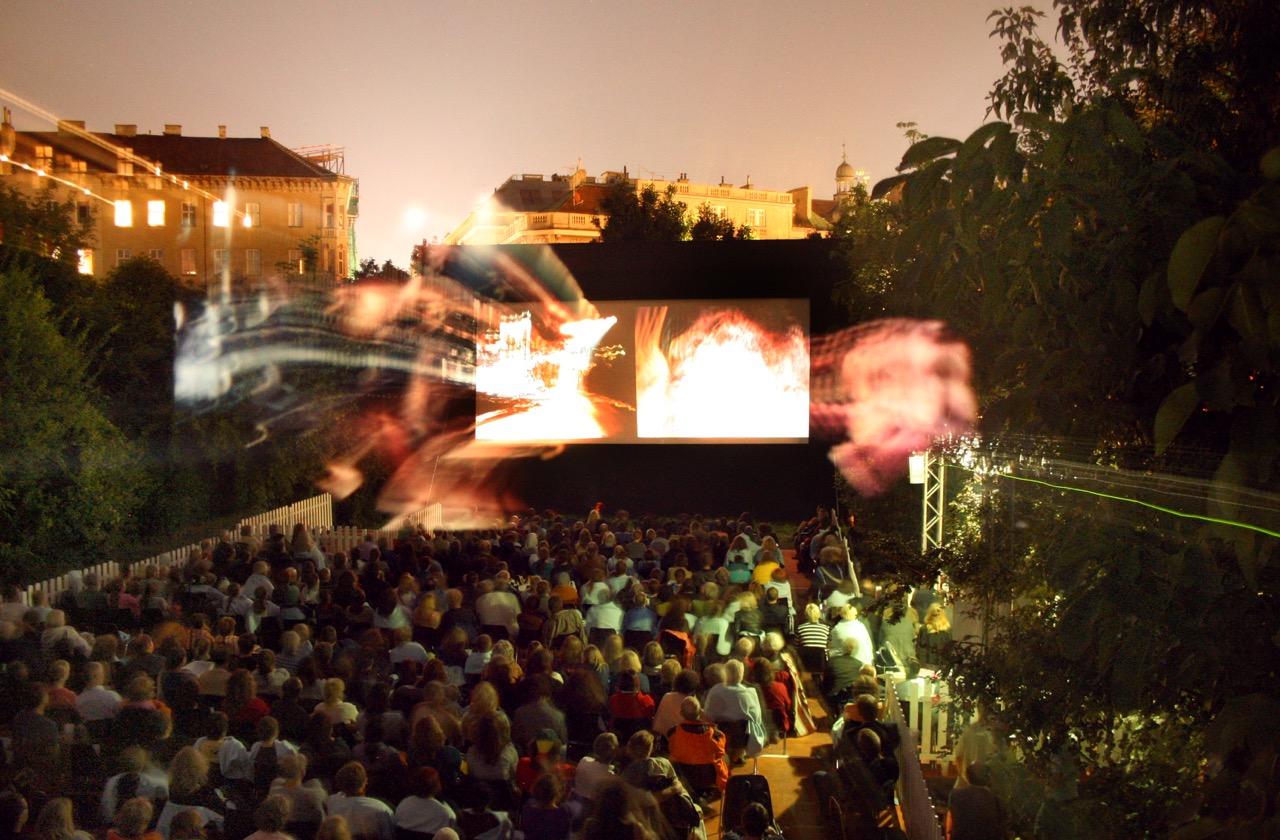 Sommerkino © Filmarchiv Austria / Sabine Maier