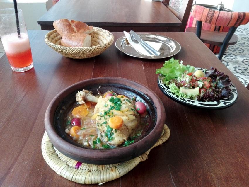 L'Orient, neues marokkanisches Restaurant in 1020 Wien
