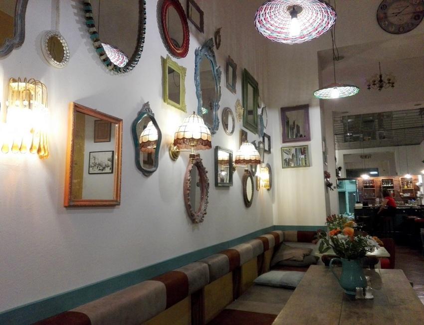 Spieglein, Spieglein ... in der Brasserie - kekinwien.at