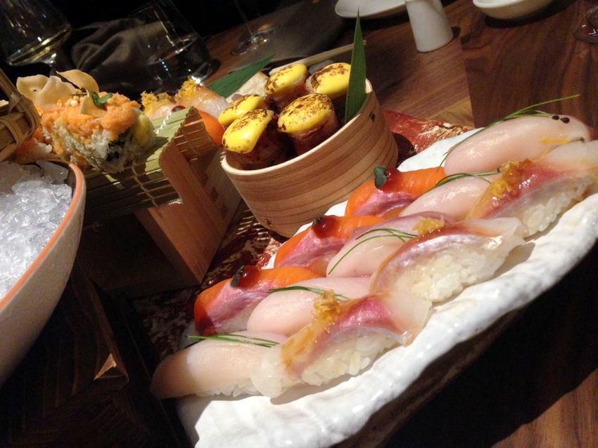 Sushi, Sashimi, Maki, Bild (c) Andrea Pickl - kekinwien.at