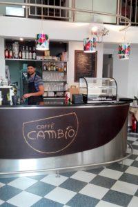 Caffé Cambio, 1080 Wien, Bild (c) Claudia Busser - kekinwien.at