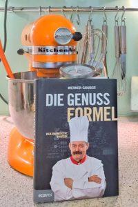 Die Genussformel, Werner Gruber - kekinwien.at