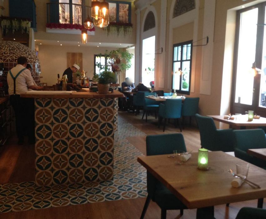 Essen wie im Libanon, Bild (c) Andrea Pickl - kekinwien.at