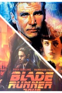 Blade Runner und Blade Runner 2049, Filmplakate, Bild (c) Andrea Pickl - kekinwien.at