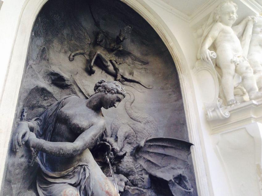 Edvard Grieg im Bank Austria Salon im Alten Rathaus, Bild (c) Andrea Pickl - kekinwien.at