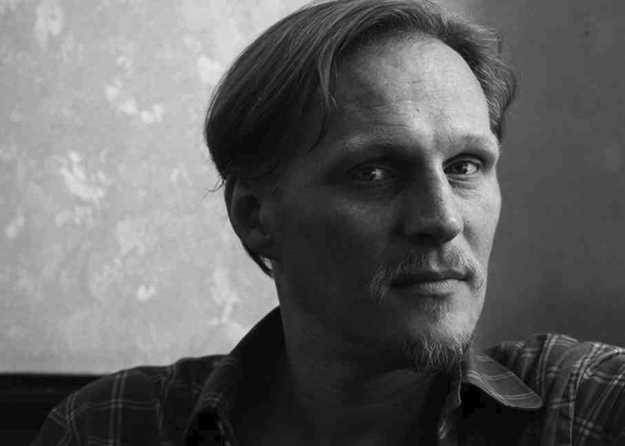 Georg Friedrich in 'Mein blindes Herz'; Filmstill (c) Metro Kinokulturhaus bzw. Patrick Wally / Catarct Vision