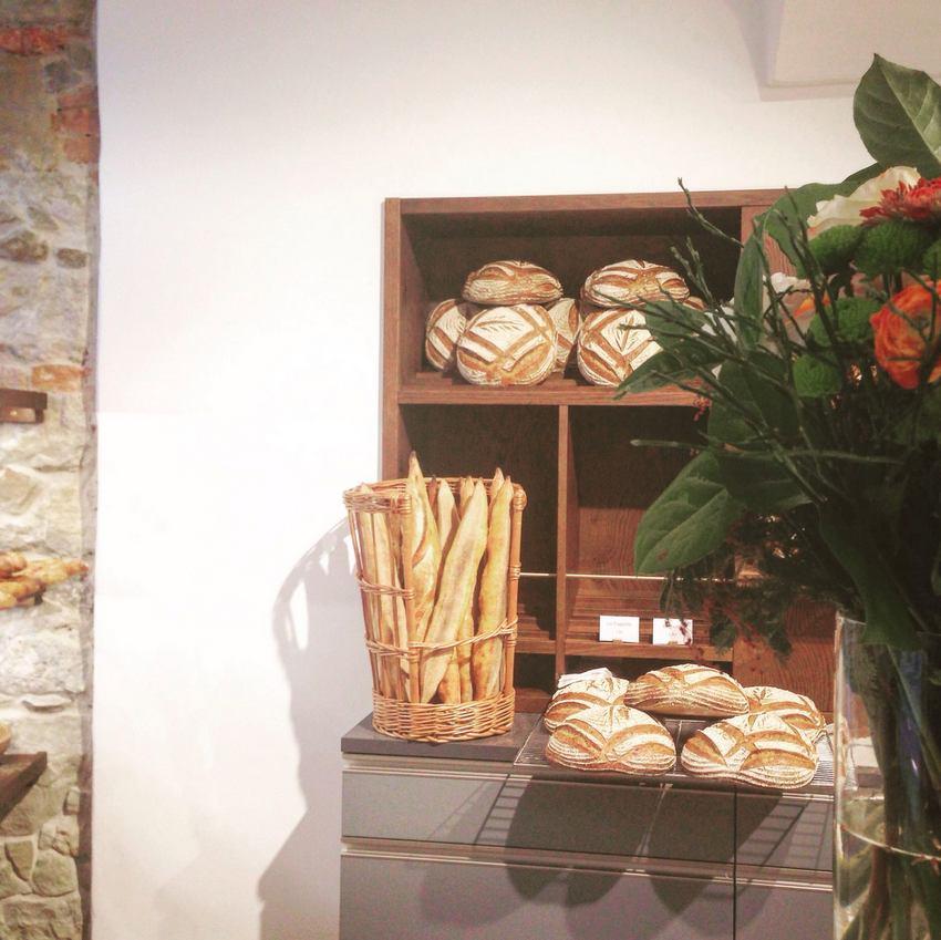 Das Baguette im Parémi, Bild (c) Andrea Pickl - kekinwien.at