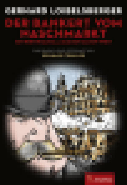 Loibelsberger, Der Bankert vom Naschmarkt, Bildbearbeitung - kekinwien, Cover (c) Almathea Verlag