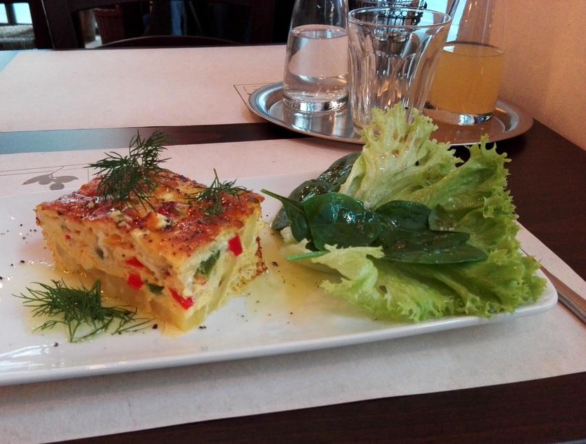 Omelette Kriti, Bild (c) Claudia Busser - kekinwien.at