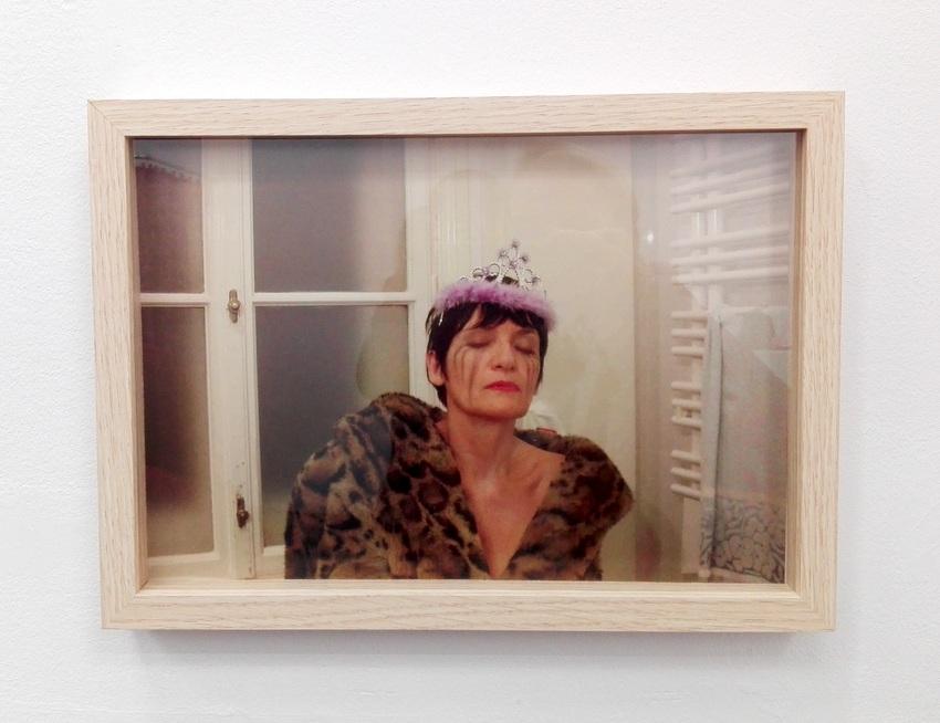 The Silence of my heart, Renate Bertlmann, 2006, Digitalprint, 28,8 x 20,8 cm, Edition 1/3 +2 AP, Euro 2.800 - Bild (c) Claudia Busser - kekinwien.at