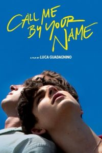 Call Me by Your Name, Filmplakat - kekinwien.at