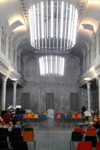 Der Reaktor wurde feierlich eröffnet, großer Saal, 1170 Wien, Bild (c) Claudia Busser - kekinwien.at