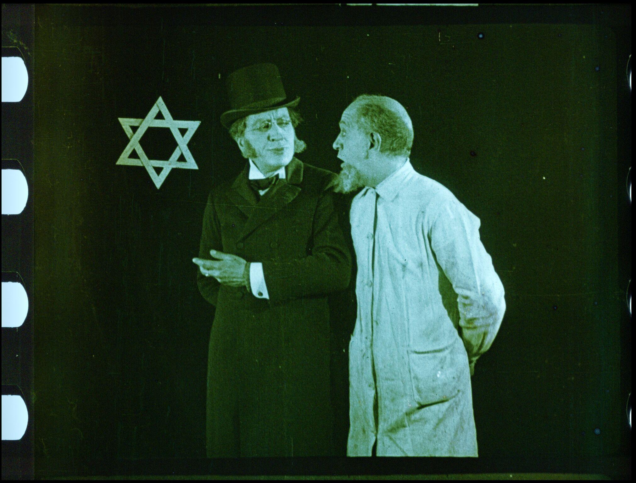Die Stadt ohne Juden, Film, Österreich, 1924, Filmstill