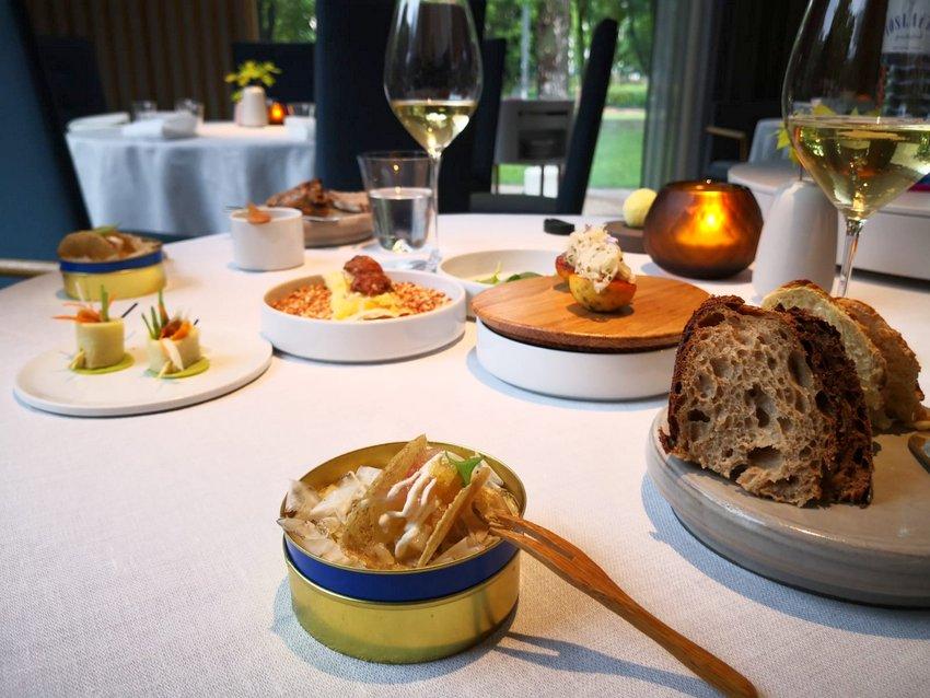 Grüße aus der Küche, Brot vom Wagen, Bild (c) Andrea Pickl - kekinwien.at
