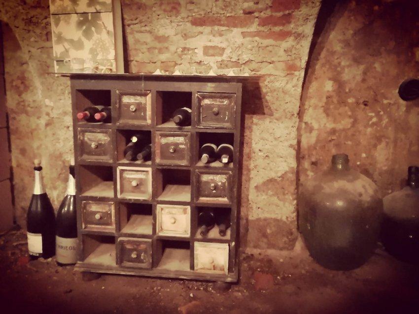 ein Weinkeller (c) Andrea Pickl - kekinwien.at