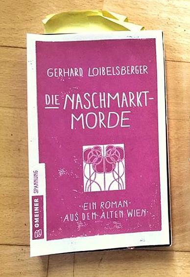 Cover der Sonderedition, Die Naschmarkt-Morde, Bild (c) Alexandra Wögerbauer-Flicker_ kekinwien.at