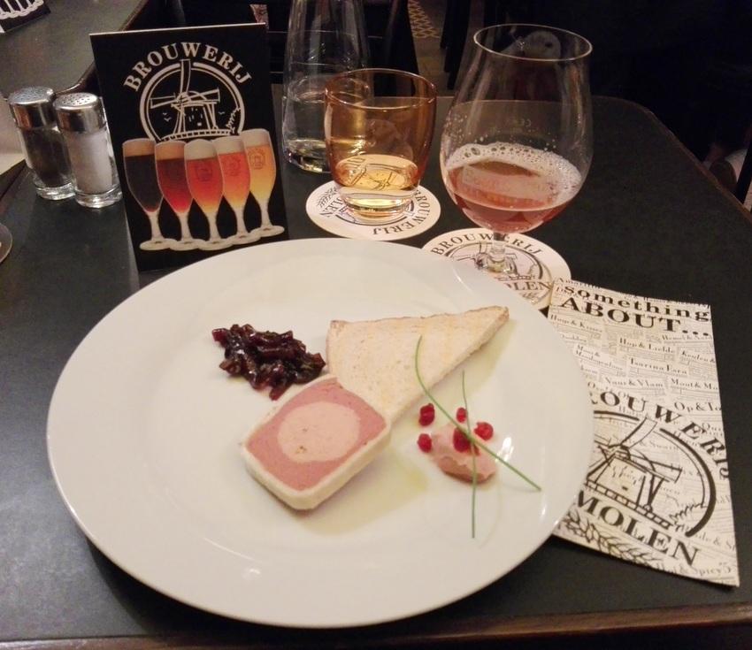 Ein Back & Forth zur Pâtédefoie gras, Bild (c) Claudia Busser - kekinwien.at
