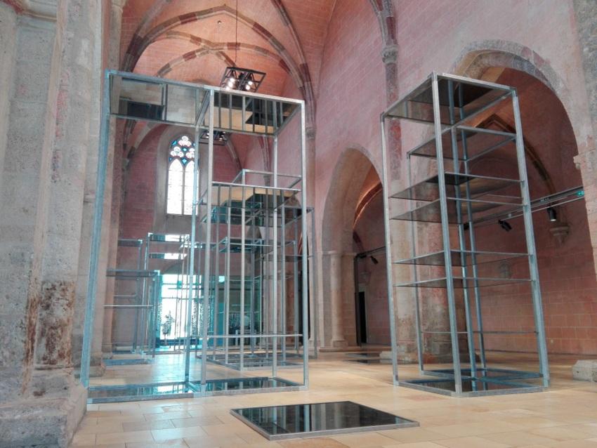 Dominikanerkirche, Krems, Installation von Eva Schlegel, Bild (c) Claudia Busser - kekinwien.at