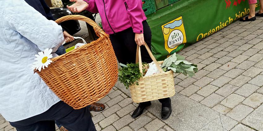 Warum auf dem Markt einkaufen? Impressionen, Bild (c) Mischa Reska - kekinwien.at