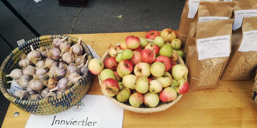 Eindrücke vom Einkaufen auf dem Markt, Bild (c) Mischa Reska - kekinwien.at