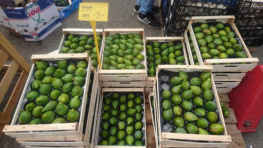 Frische Feigen: jetzt haben sie Saison auf dem Markt, Bild (c) Mischa Reska - kekinwien.at